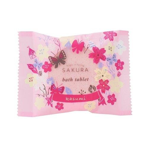 桜 バスタブレット 131ー07ー001