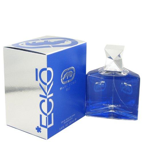 Marc Ecko Blue Eau de Toilette Spray 3.40 oz (Marc Ecko Blue compare prices)
