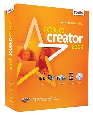Roxio Easy Media Creator 2009 (PC)