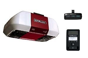 LiftMaster 8550 Garage Door Opener Elite Series DC Battery Backup W/O Rail Assembly