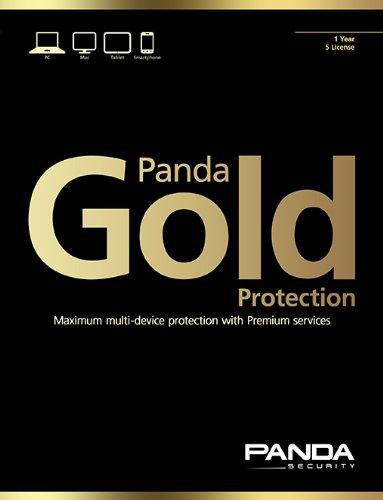 Panda Gold Protection - 5 PC [Download]