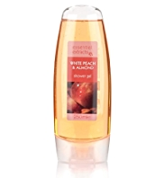 Essential Extracts Peach & Almond Shower Gel 250ml