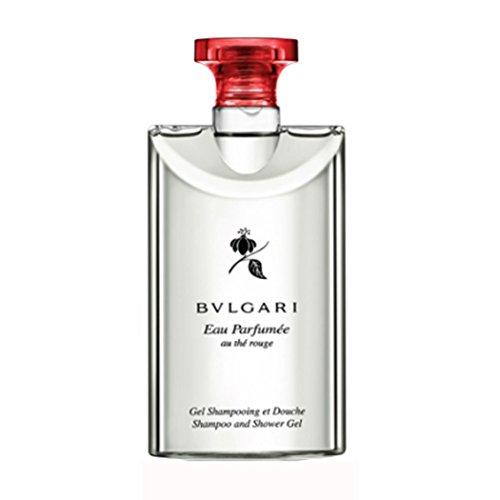 Bulgari Eau Parfumee Au The Rouge Shampoo e Gel Doccia Profumato 200 ml