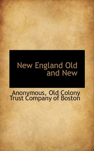 New England Old and New