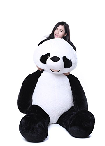 Yourgift Giant Panda Stuffed Toy Soft And Super Sized 70 Inches