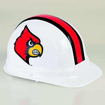Wincraft Louisville Cardinals Hard Hat by WinCraft