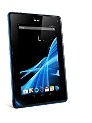 Acer Iconia B1 17,8 cm (7 Zoll) Tablet-PC (Dual-Core 1,2GHz, 512MB RAM, 8GB eMMC, Android 4.1.2) schwarz