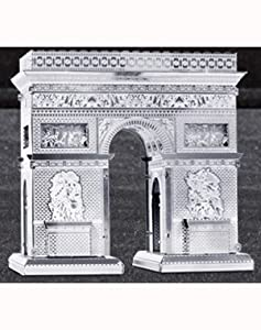 Metal Earth Arc de Triomphe 3D Lase