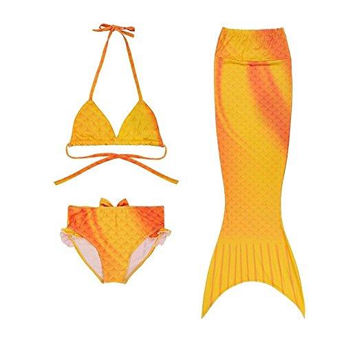 tfjh-3pcs-kids-girls-swimmable-mermaid-tail-5-6-years-yellow