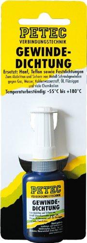 Petec Gewindedichtung 15 g Flasche in SB-Verpackung