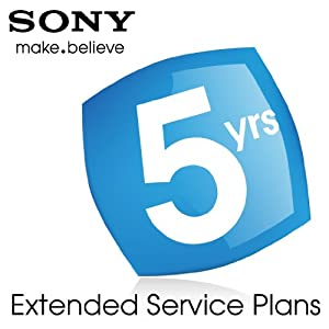 Sony-5 Year Service Coverage for LCD TVs ($1,001-$1,500)
