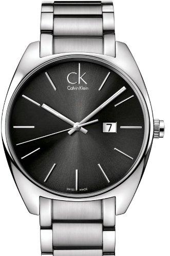 Exchange Men's Watch Dial Color: Black