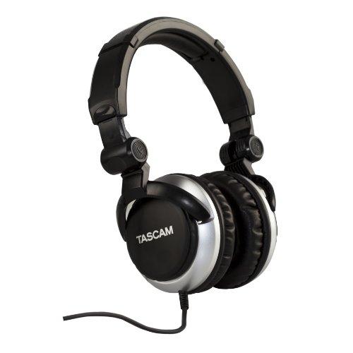 Tascam Th-2000-S Professional Grade Headphones (Silver/Black)