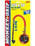 410y7RLeZuL. SL160  Bell Automotive 22 5 00874 8 Dial Tire Gauge with Hose