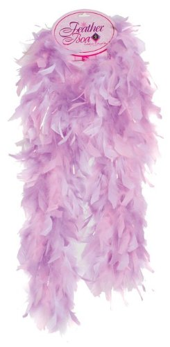 Great Pretenders Chandelle Boa-Multi-Lilac