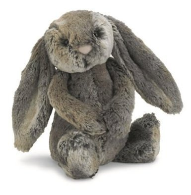 """Jellycat? Woodland Babe Bunny, Large - 14"""" By Jellycat front-866210"""