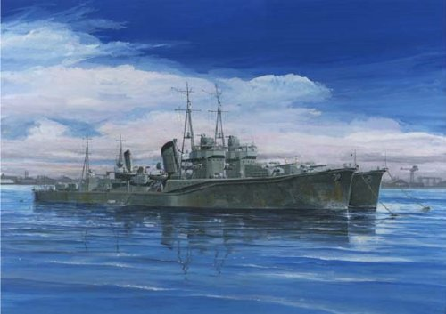 1/700 特シリーズNo.78日本海軍駆逐艦 白露型 「村雨」「夕立」2隻セット