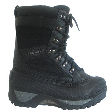 7a6326dccf6 BAFFIN CROSSFIRE BOOTS - BLACK - MENS SIZE 9 Review - WebbFZacharydah