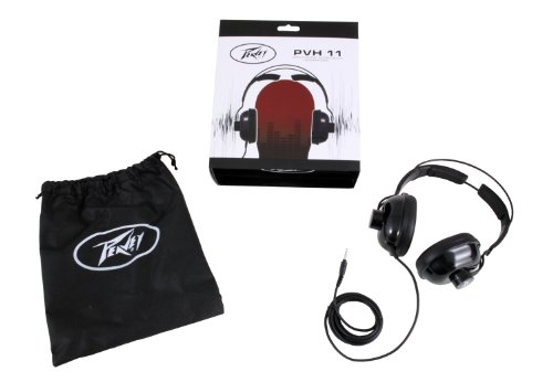 Peavey Pvh11 Closed-Back Design Dj Headphones