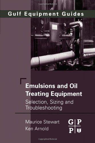 Behandlung von Geräte-Öl-Emulsionen und: Auswahl, Dimensionierung und Problembehandlung