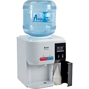 Amazon.com: Avanti WD31EC Hot and Cold Countertop Water Cooler ...