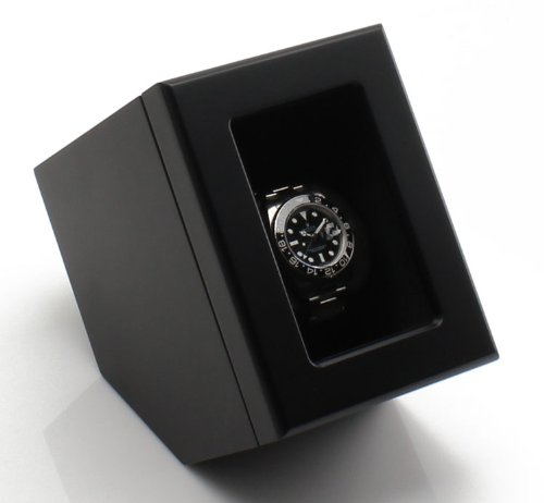 Heiden prestige automatic single watch winder
