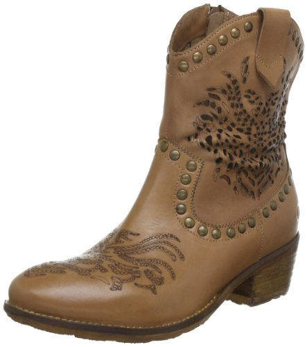 Bronx BX 407-755C21 Boots Womens Brown Braun (mid brown 21) Size: 3.5 (36 EU)