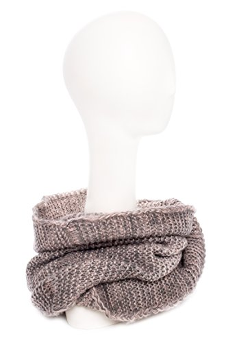 Men's Twist Infinity Scarf