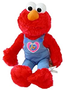 Sesame Street Elmo Peluche 50cm