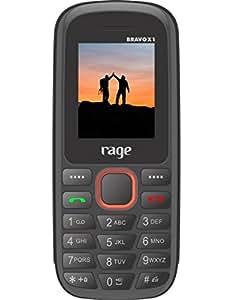 Rage Mobiles Bravo X1 Black