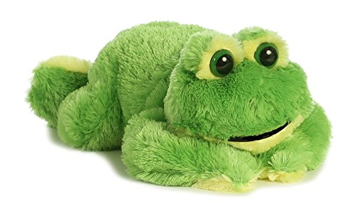 Aurora World Flopsie Frog/Flower Plush