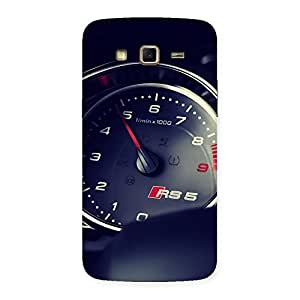 Ajay Enterprises WoSpeedo Meter Multicolor Back Case Cover for Samsung Galaxy Grand 2