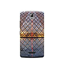 EPICCASE Premium Printed Back Case Cover With Full protection For Lenovo A2010 (Designer Case)
