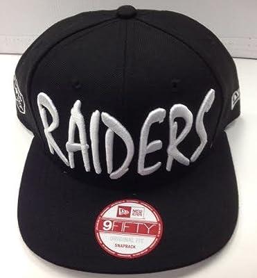 Oakland Raiders So. Cal N.W.A. Snapback