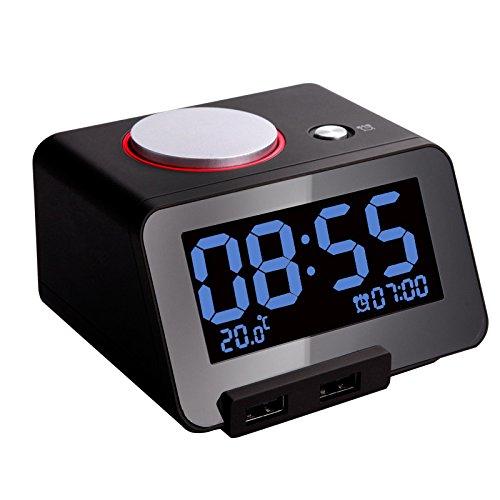 koiko-electronic-alarm-led-mute-night-light-sleep-with-thermometer-usb-charging-extra-large-ring-ton