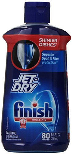 Jet-Dry Dishwasher Rinse Agent with Shine Boost, Original, 8.45 oz (Dishwasher Boost compare prices)