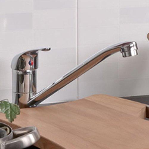 Tessa Chrome Plated Kitchen Sink Mixer Tap