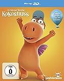 DVD Cover 'Der kleine Drache Kokosnuss  (inkl. 2D-Version) [3D Blu-ray]