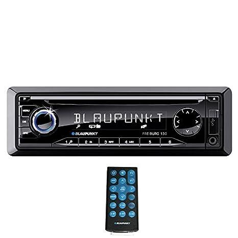 Blaupunkt Freiburg 130 Autoradio avec CD-Tuner/USB/Aux
