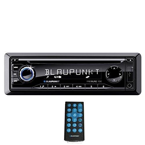 Blaupunkt-1011402112001-Freiburg-130-Autoradio-mitCD-TunerUSBAUX