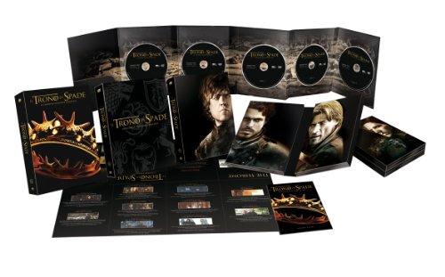 Il trono di spadeStagione02 [5 DVDs] [IT Import]