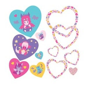 Hip In a Hurry 3D Decor Cut Outs 13 Inch -Princess 2