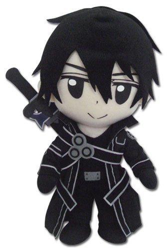 Great Eastern S.A.O. Sword Art Online Kirito 9″ Plush Doll image