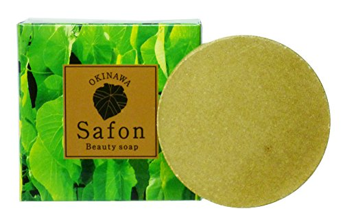 沖縄さふぉん OKINAWA Safon Beauty soap 2個