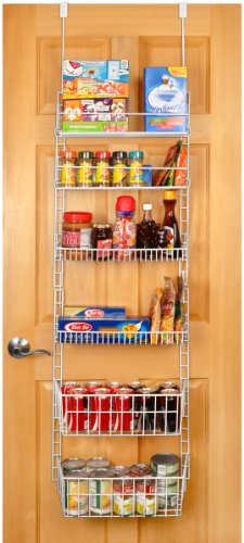 Good Pro Mart DAZZ Over The Door Pantry Organizer, Large