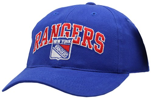 New York Rangers Blue Vintage Youth Snapback Cap