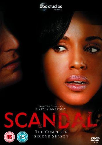 Scandal - Season 2 [DVD]