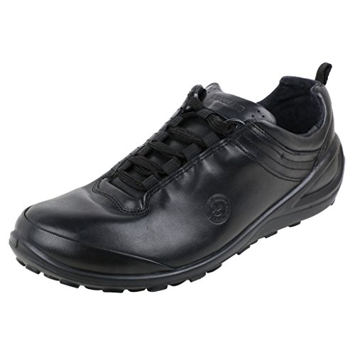 woodland shoes black casual - 52% OFF