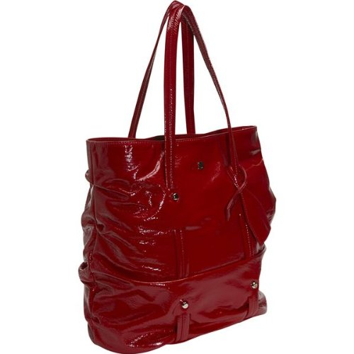Lodis Scrunch Long Flight Bag (Red)