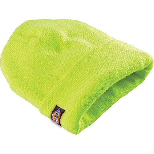Dickies - Cappello invernale alta visibilità (Taglia unica) (Giallo)